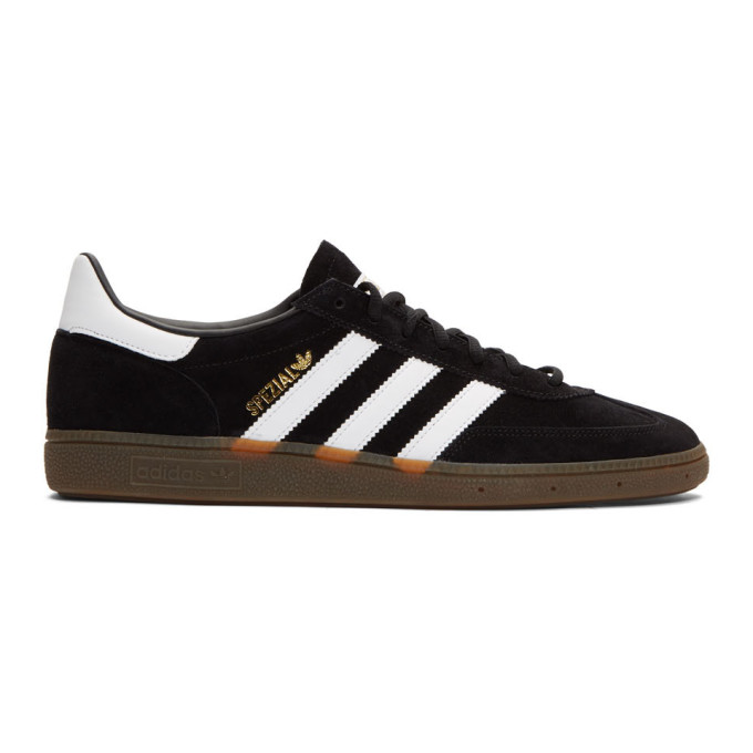 Adidas Originals Sneakers ADIDAS ORIGINALS BLACK HANDBALL SPEZIAL SNEAKERS