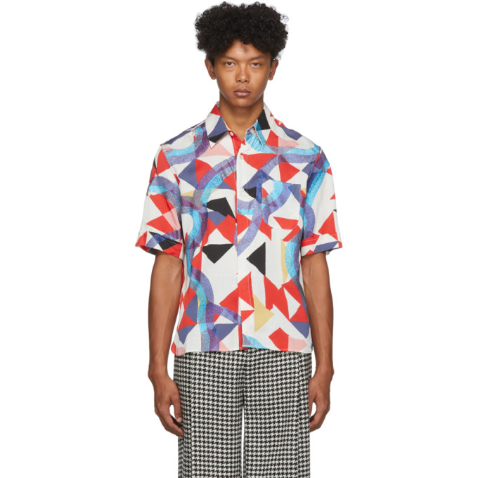 Wales Bonner Chemise blanche Janitor