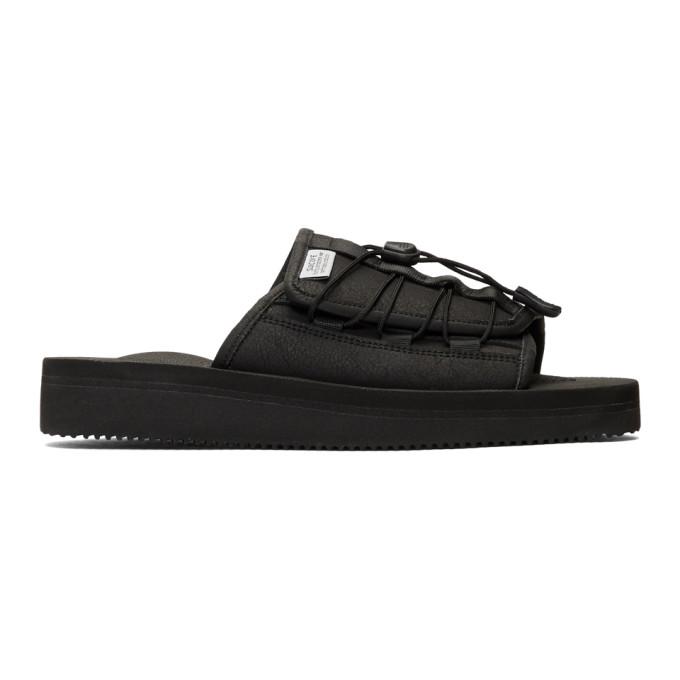 Suicoke Sandales noires Olas-An