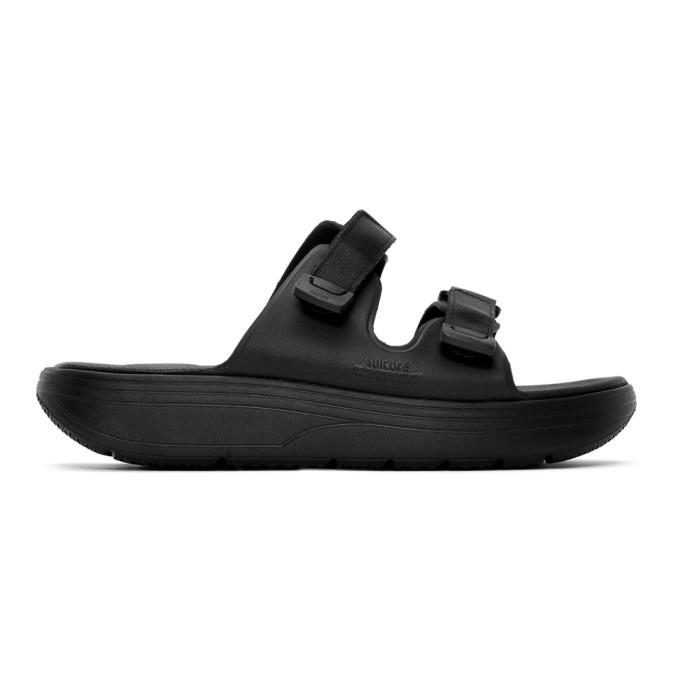 Suicoke Sandales noires Zona