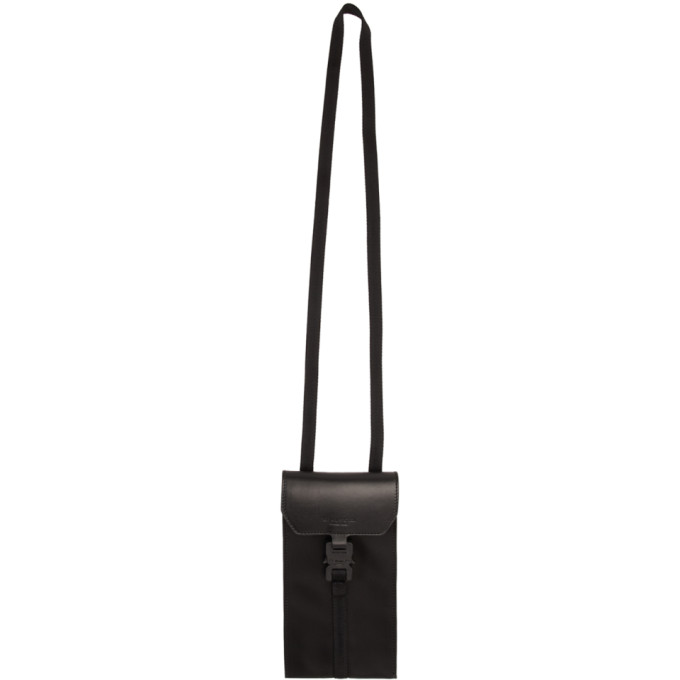 Alyx  1017 ALYX 9SM BLACK PHONE BUCKLE BAG
