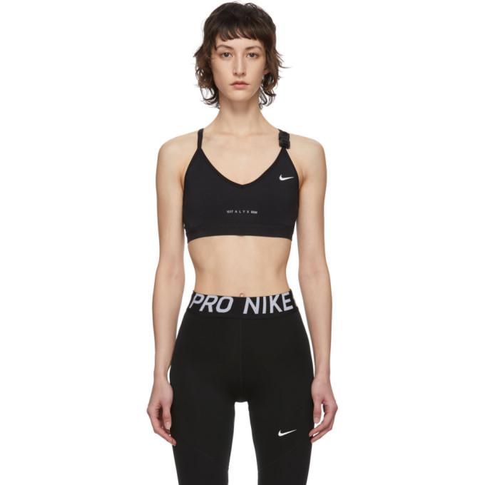 1017 Alyx 9SM Soutien-gorge noir Victory edition Nike