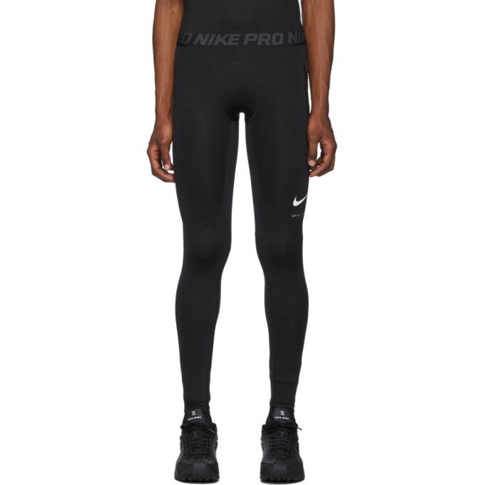 1017 Alyx 9SM Collant noir Running edition Nike