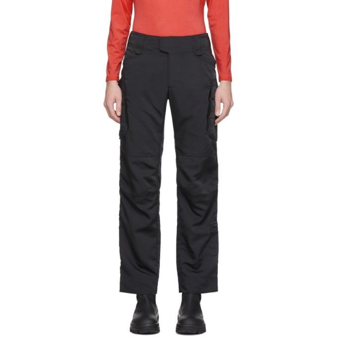 1017 Alyx 9SM Pantalon cargo noir Tactical