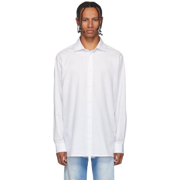 1017 Alyx 9SM Chemise en coton blanche