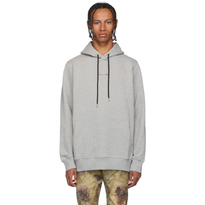 Alyx Tops 1017 ALYX 9SM GREY VISUAL SWEATSHIRT