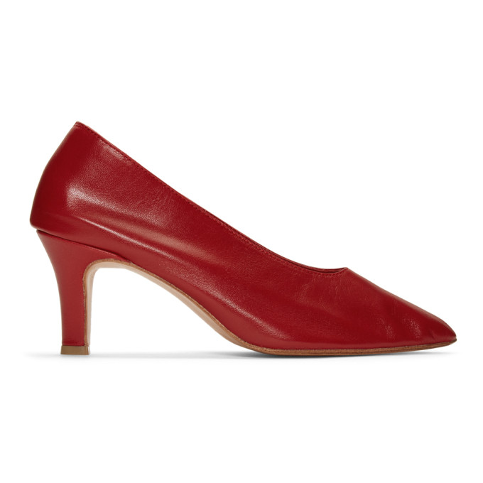 Martiniano Red Party Heels