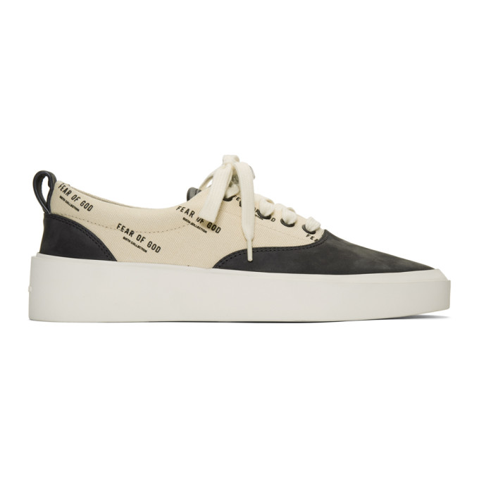 Fear Of God 101 Raised-sole Leather And