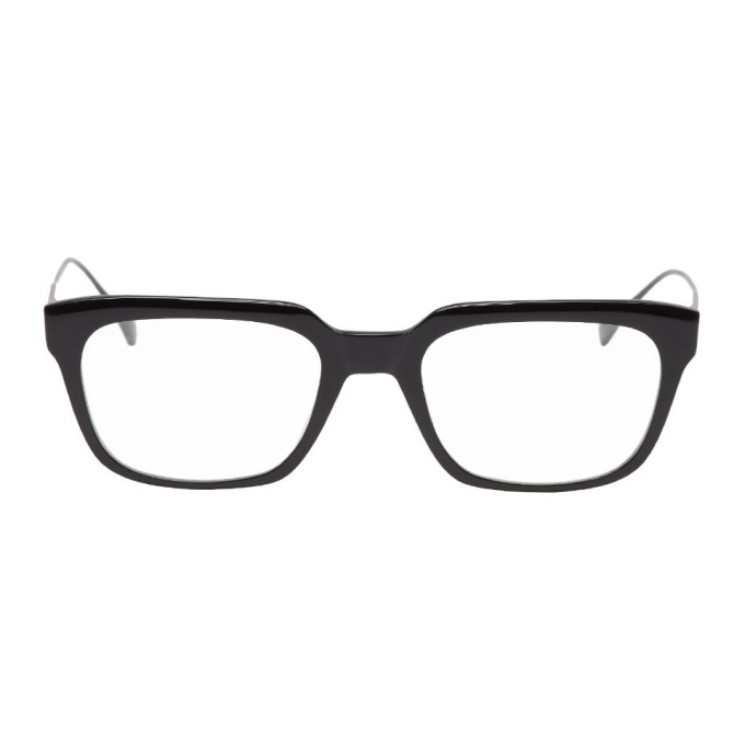 DITA | Dita Black And Grey Argand Glasses | Goxip