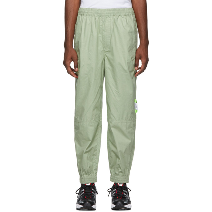 Perks and Mini Green Print Track Trousers
