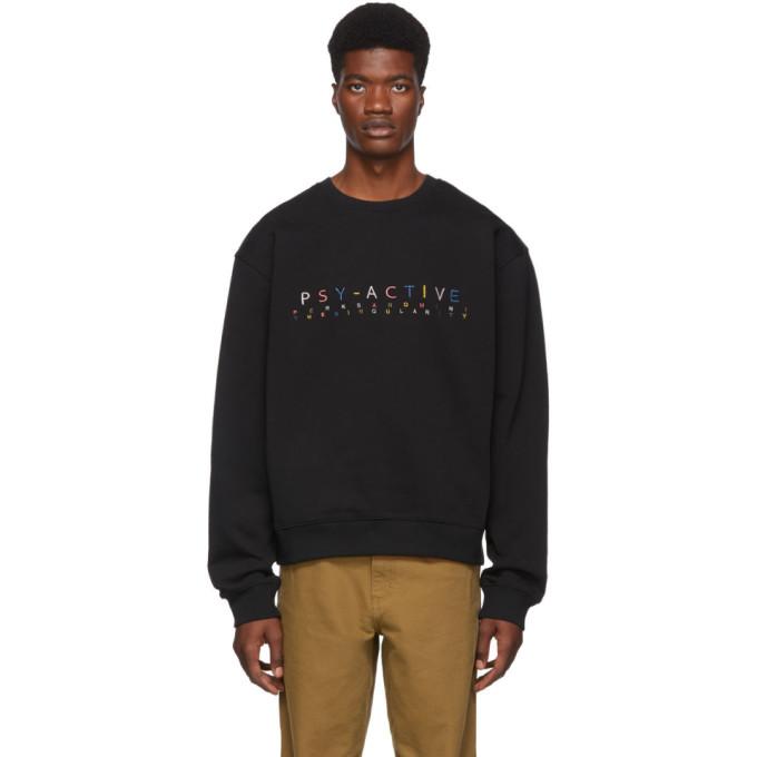 Perks and Mini Black Psy-Active Sweatshirt