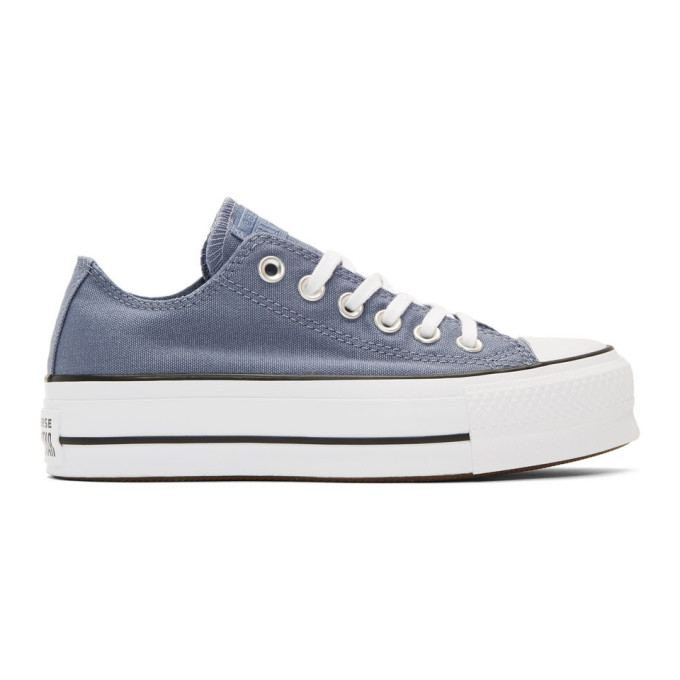 Converse Sneakers CONVERSE BLUE CHUCK TAYLOR ALL STAR LIFT SNEAKERS