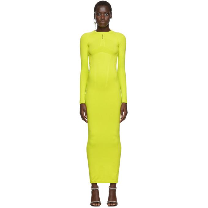 Unravel Green Tech Seamless Dress