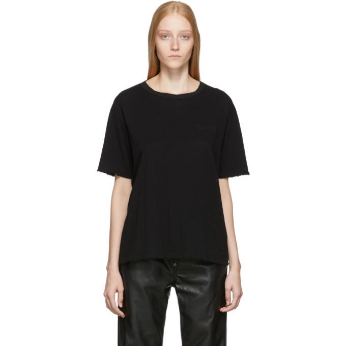 Unravel T-shirt noir Official Skate