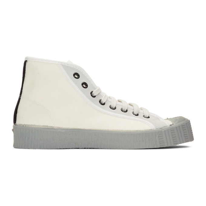 Spalwart Off-White Special Mid GS Sneakers