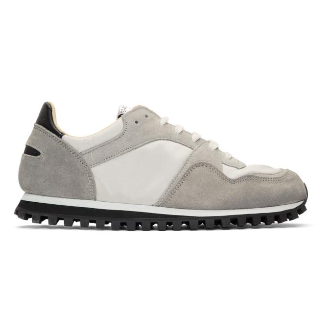 Spalwart Grey Marathon Trail Low GB Sneakers