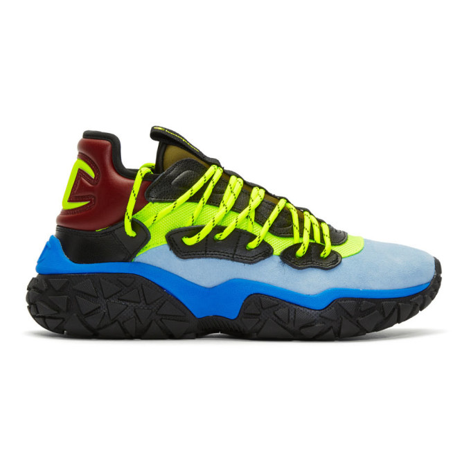 Champion Reverse Weave Multicolor Tank High-Top Sneakers