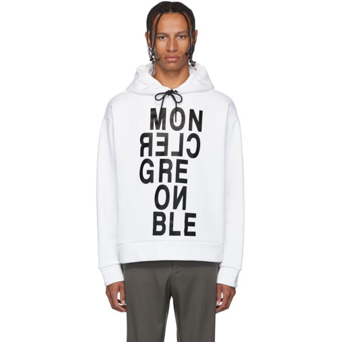 Moncler Grenoble Maglia ロゴタイプ フーディ