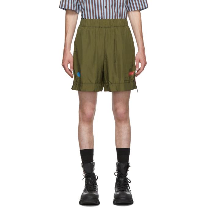 Han Kjobenhavn Khaki Nature Shorts