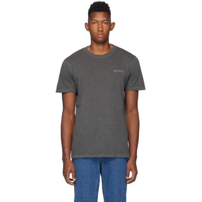 Han Kjobenhavn T-shirt gris Casual