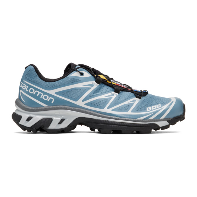 acheter en ligne 78072 ff7d4 Salomon Blue Limited Edition SLAB XT 6 Softground LT ADV ...