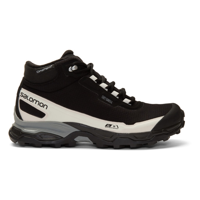 Salomon Black Shelter CSWP ADV Boots