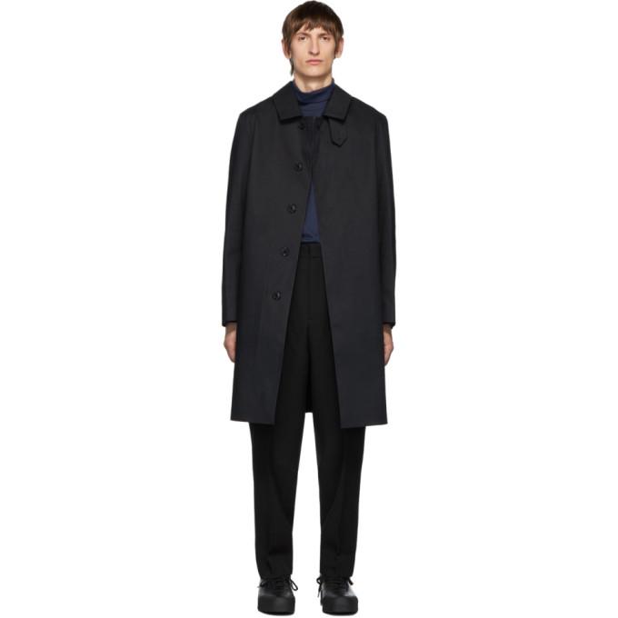 Mackintosh Manteau noir Dunkeld