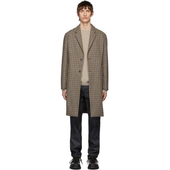 Mackintosh Manteau brun Stanley
