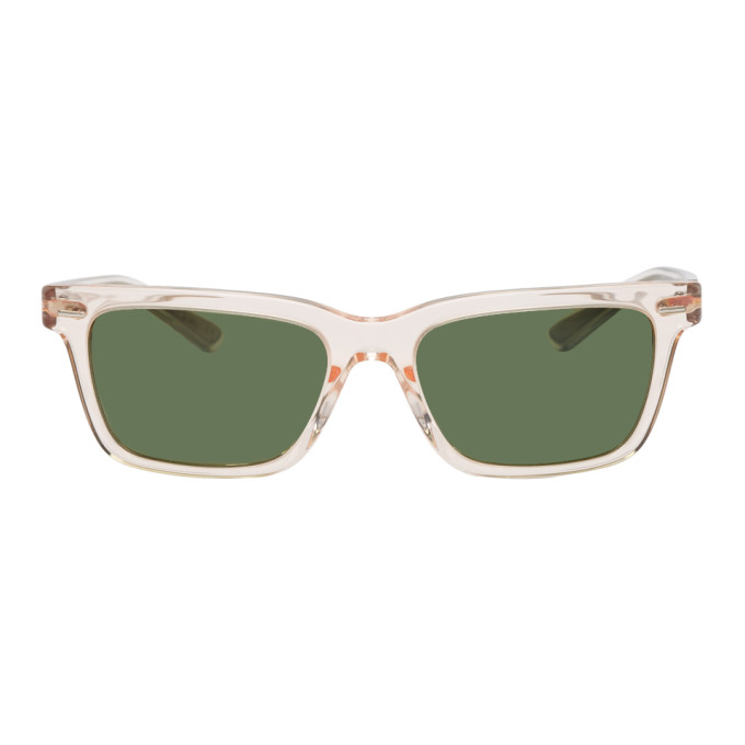 Oliver Peoples The Row ピンク BA CC