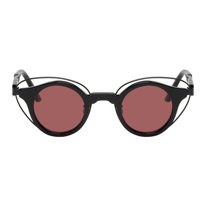 Kuboraum Black N10 BS Sunglasses