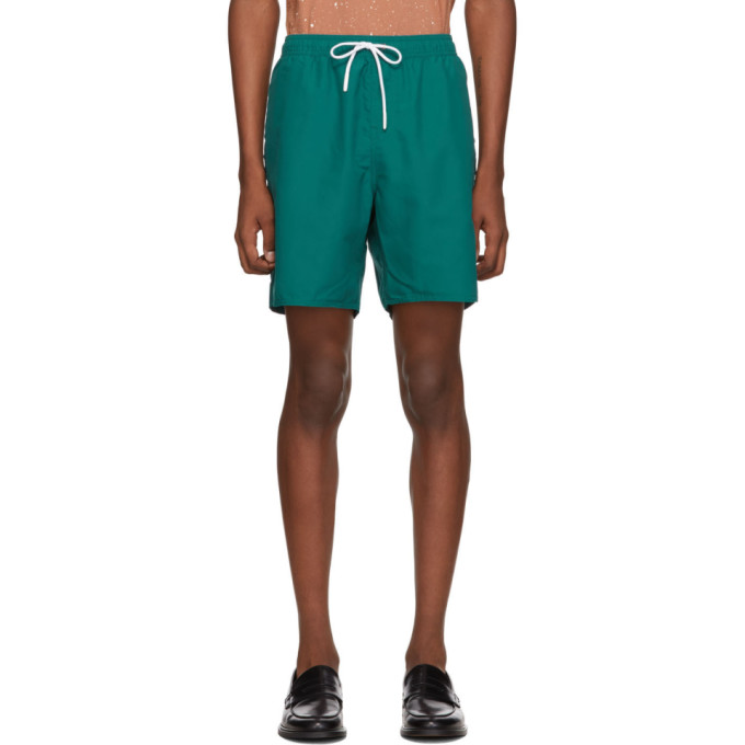 Saturdays NYC Maillot de bain vert Timothy
