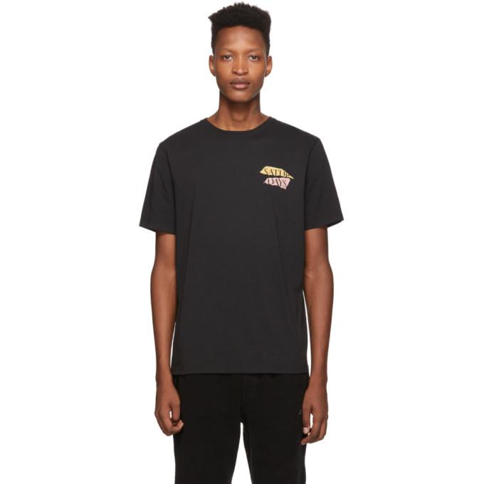 Saturdays NYC Black Decade T-Shirt