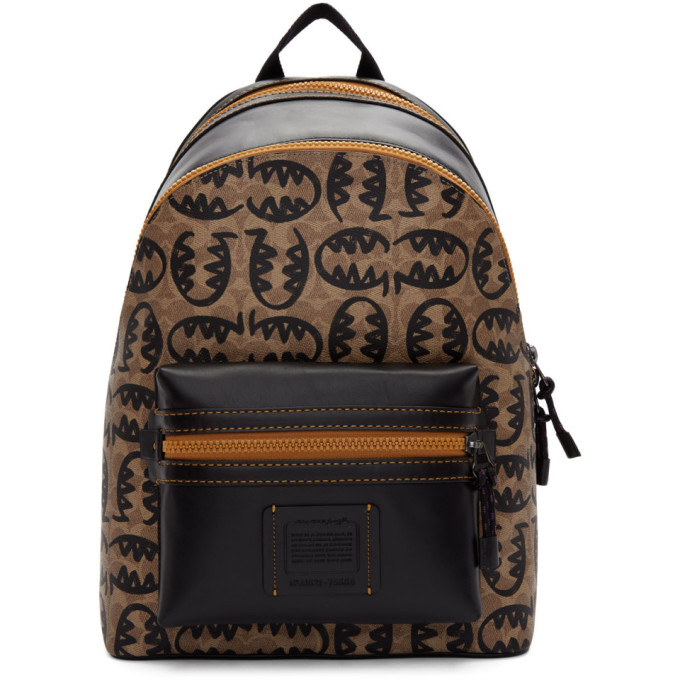 COACH   Coach 1941 Khaki Guang Yu Edition Rexy Academy Backpack   Goxip