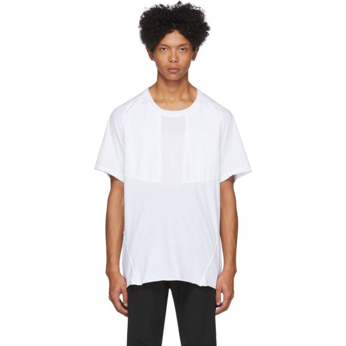 Abasi Rosborough T-shirt blanc ARC BDU
