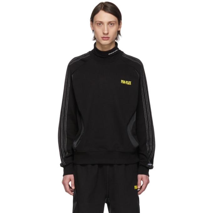 ADIDAS ORIGINALS X ALEXANDER WANG | Adidas Originals By Alexander Wang Black Wangbody Sweatshirt | Goxip
