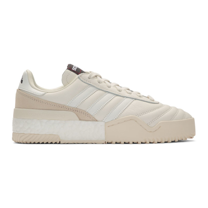 adidas Originals by Alexander Wang ホワイト B-Ball サッカー スニーカー