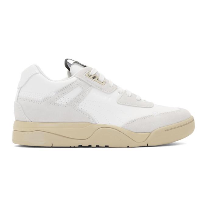 Rhude White Puma Edition Palace Guard Sneakers