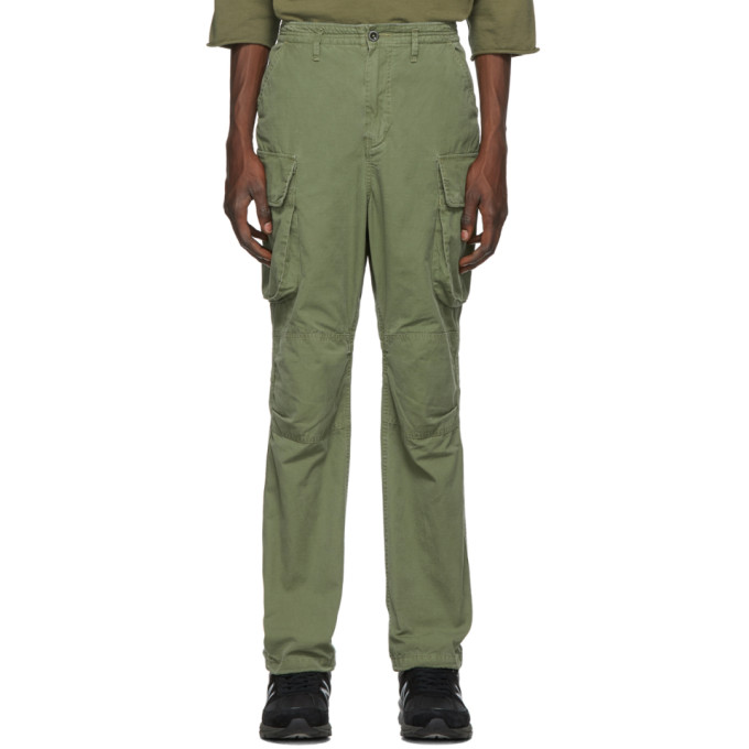 nonnative Pantalon cargo kaki Commander