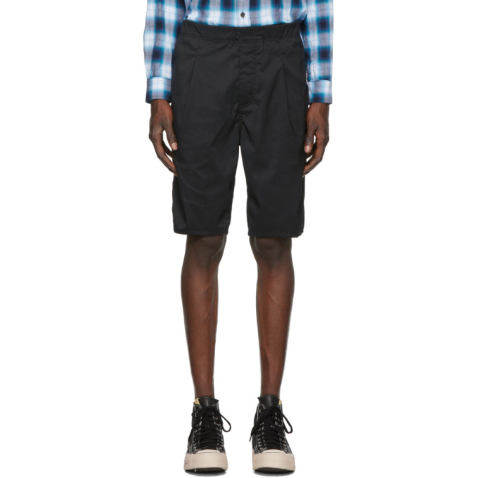 nonnative Black Manager Shorts
