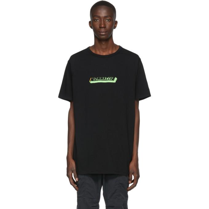 nonnative Black Factory T-Shirt