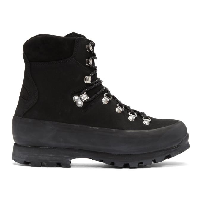 nonnative Black Hiker Boots