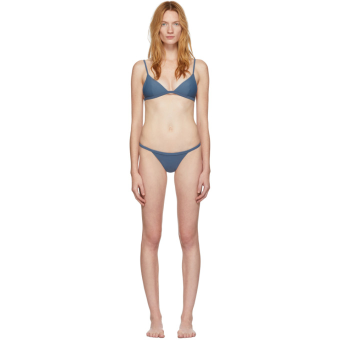 Matteau Bikini bleu marine Petite