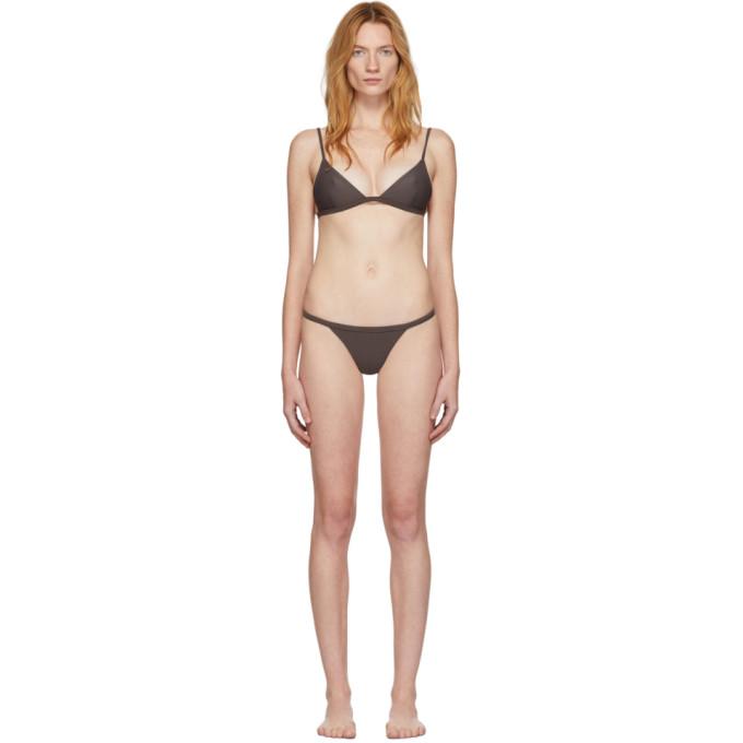 Matteau Bikini brun Petite