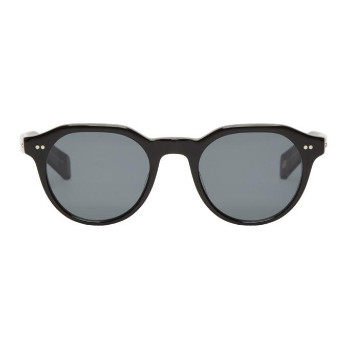 Eyevan 7285 Black Lubin-E Sunglasses