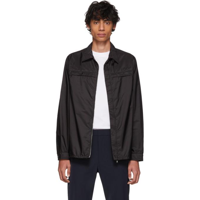 PRADA | Prada Black Nylon Jacket | Goxip