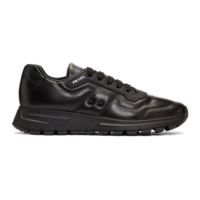 Prada Sneakers PRADA BLACK PRAX 01 SNEAKERS