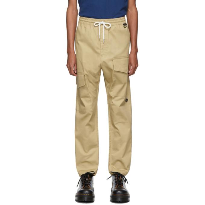 Wonders Pantalon cargo brun clair Utility