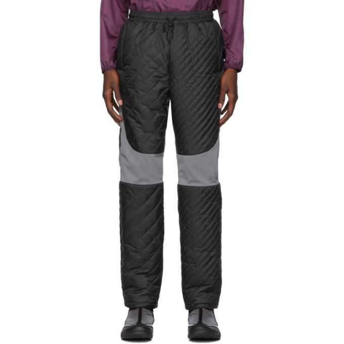 Kiko Kostadinov Pantalon de survetement isole noir edition Asics