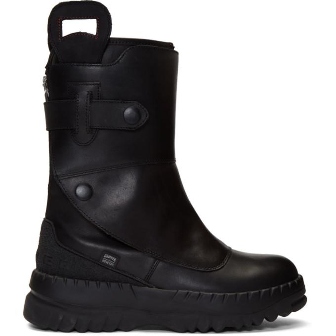 Kiko Kostadinov Black Force Boots