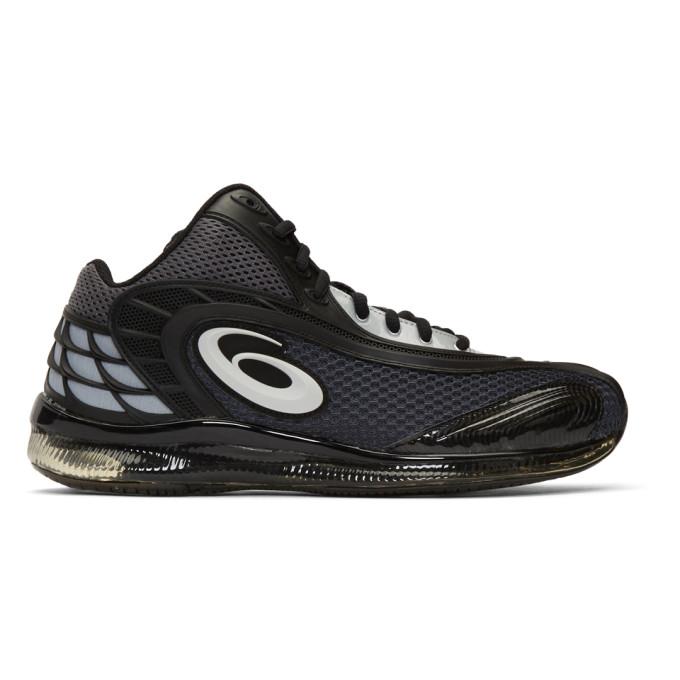 Kiko Kostadinov Black Asics Edition Gel-Sokat Infinity 2 Sneakers